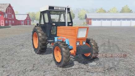 Universal 1010 DT front loader for Farming Simulator 2013