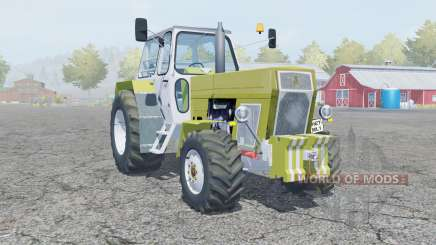 Fortschritt ZT 303 green smoke for Farming Simulator 2013