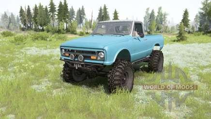 Chevrolet K10 1967 for MudRunner