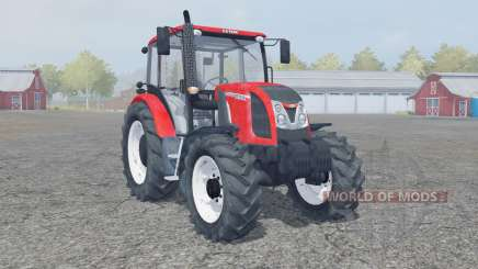 Zetor Proxima 100 front loadeᶉ for Farming Simulator 2013