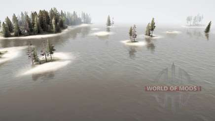 The great flood for MudRunner