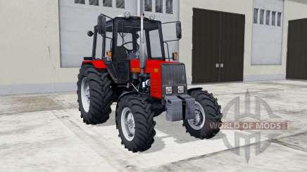 MTZ-820 Belaus for Farming Simulator 2017