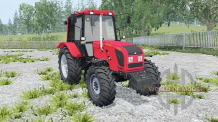 MTZ-1025.4 Beau for Farming Simulator 2015