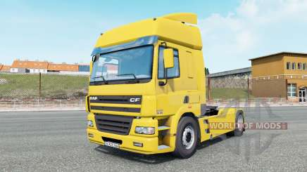DAF CF85.380 Space Cab for Euro Truck Simulator 2