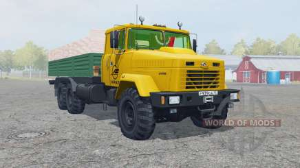 The KrAZ-65053 for Farming Simulator 2013