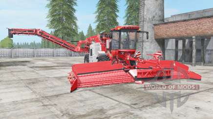 Holmer Terra Felis 2 eco for Farming Simulator 2017