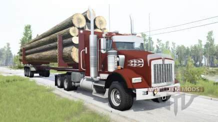 Kenworth T800 for MudRunner
