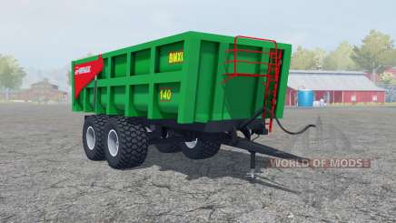 Gyrax BMXL 140 for Farming Simulator 2013