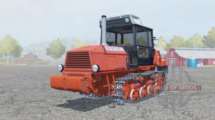 W-150 soft red color for Farming Simulator 2013