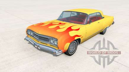 Gavril Bluebuck colorable gradiant flames for BeamNG Drive