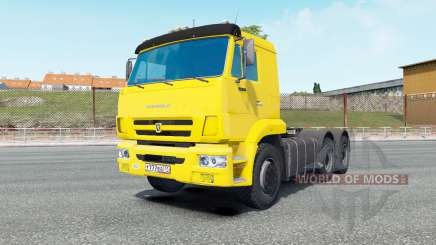 KamAZ-65116-6912-48(A5) for Euro Truck Simulator 2