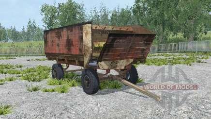 KTU-10 for Farming Simulator 2015
