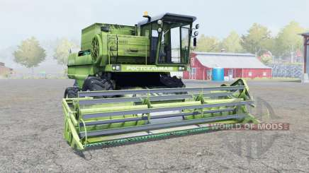 Don-1500 straw chopper for Farming Simulator 2013