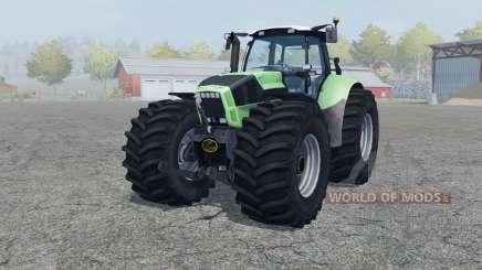 Deutz-Fahr Agrotron X 720 Terra tires for Farming Simulator 2013
