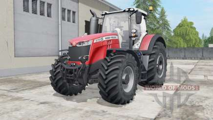 Massey Ferguson 8727-8740S for Farming Simulator 2017