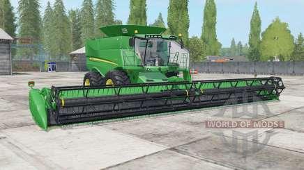 John Deere S760-790 US version for Farming Simulator 2017