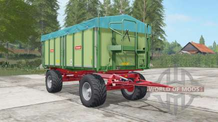 Rudolph DK 280 R olivine for Farming Simulator 2017