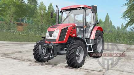 Zetor Proxima 70 imperial red for Farming Simulator 2017