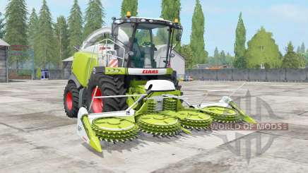 Claas Jaguar 960-980 for Farming Simulator 2017