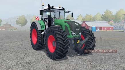 Fendt 939 Vaᶉio for Farming Simulator 2013