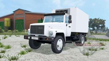 GAZ-3309 for Farming Simulator 2015