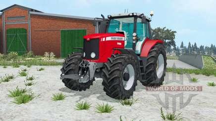 Massey Ferguson 6499 ruddy for Farming Simulator 2015