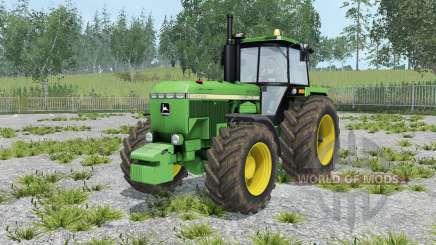 John Deere 4755 pantone green for Farming Simulator 2015