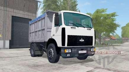 MAZ-5551 wybo wheels for Farming Simulator 2017