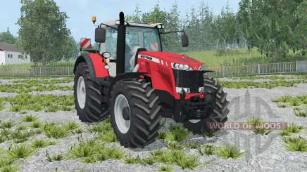 Massey Ferguson 8737 Dyna-VT 2014 for Farming Simulator 2015