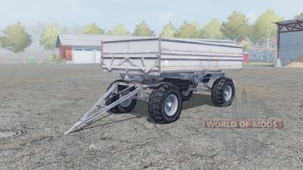 Fortschritt HW 80 gainsboro for Farming Simulator 2013