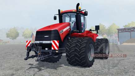 Case IH Steiger 600 all wheel steeᶉ for Farming Simulator 2013