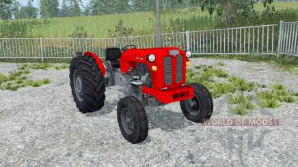 IMT 558 red for Farming Simulator 2015