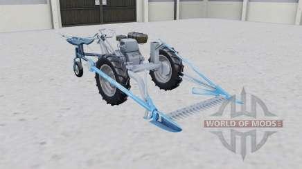 BCS 622 con carrello for Farming Simulator 2017