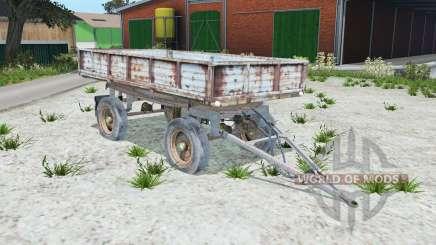 Autosan D-47 botticelli for Farming Simulator 2015