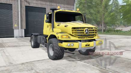 Mercedes-Benz Zetros 1833 AS 2008 for Farming Simulator 2017