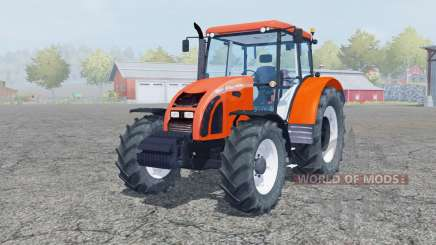 Zetor Forterra 10641 front loader for Farming Simulator 2013
