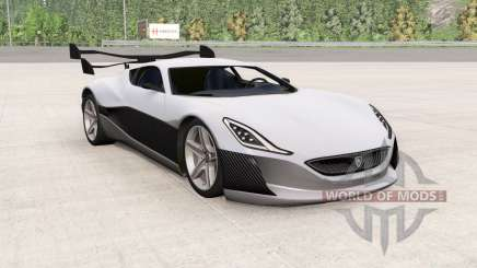 Rimac Concept_One for BeamNG Drive