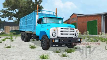 ZIL-133GÂ for Farming Simulator 2015