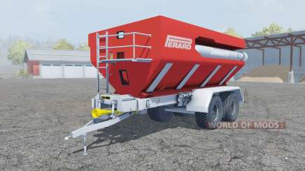 Perard Interbenne 25 coral red for Farming Simulator 2013