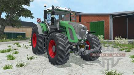 Fendt 936 Vario spanish gᶉeen for Farming Simulator 2015
