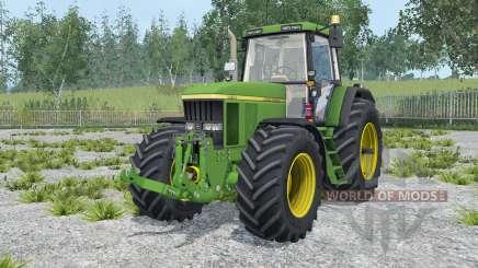John Deere 7010-series for Farming Simulator 2015