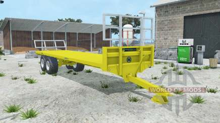 Marshall BC-32 peridot for Farming Simulator 2015