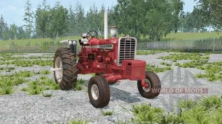 Farmall 1206 1965 for Farming Simulator 2015