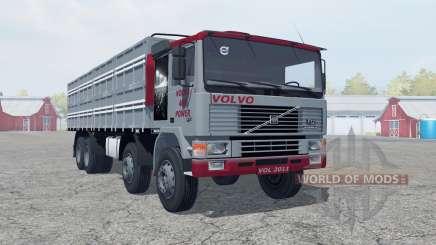 Volvo F12 8x8 for Farming Simulator 2013