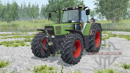 Fendt Favorit 512C Turbomatik for Farming Simulator 2015
