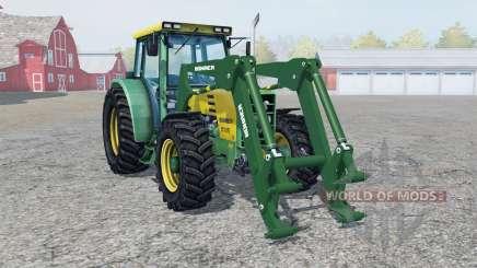 Buhrer 6135 A front loadeᶉ for Farming Simulator 2013