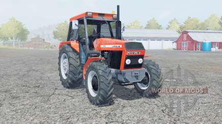 Ursus 1014 manual ignition for Farming Simulator 2013