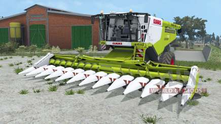 Claas Lexion 770 TerraTrac bahia for Farming Simulator 2015