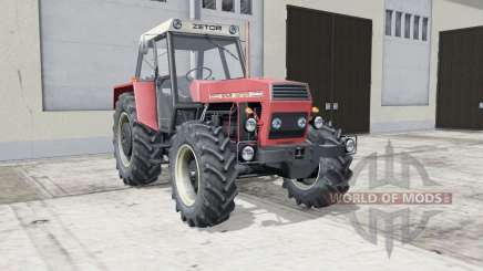 Zetor 16145 froly for Farming Simulator 2017