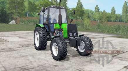 MTZ-1025 Belaus for Farming Simulator 2017